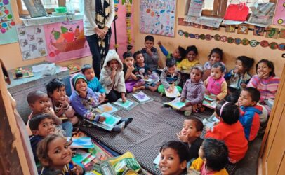 Blog: Reflection on the Indian New Education Policy by Mr. Venkat- MV Foundation