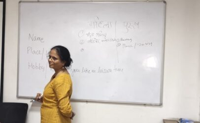 India: Training to identify and address gender stereotypes in education