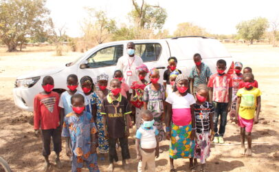Mali: Support for village school and quality education