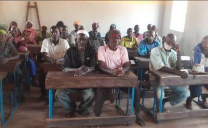 Mali: Community based approach to bring children back in school