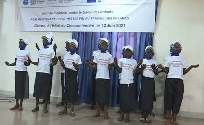 Mali: Advocacy campaign leads to involvement of key stakeholders