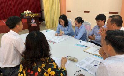 Vietnam: training 'Understanding Child Labour' for government