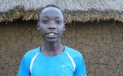 Blog: the story of Emmanuel in Uganda